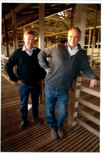 Chris Bowman and Stuart Hodgson