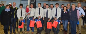 Hay Inc Rural Education 2015 Graduates and committee etc at Hay Sheep Show